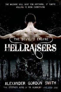 BOOK REVIEW – Hellraisers (The Devil's Engine #1) by Alexander Gordon Smith