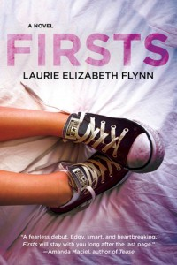 BOOK REVIEW: Firsts by Laurie Elizabeth Flynn