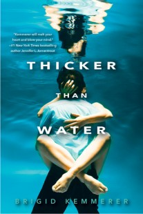 BOOK REVIEW – Thicker Than Water by Brigid Kemmerer