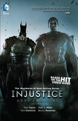 injustice gods among us tom taylor
