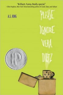 BOOK REVIEW – Please Ignore Vera Dietz by A.S. King
