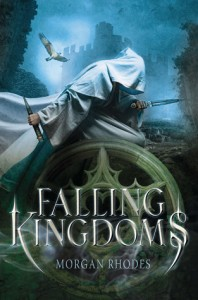 BOOK REVIEW: Falling Kingdoms (Falling Kingdoms #1) by Morgan Rhodes & Michelle Rowen
