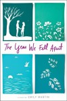 the year we fell apart emily martin