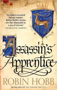 Assassin's apprentice cover