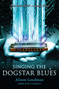 BOOK REVIEW – Singing the Dogstar Blues by Alison Goodman