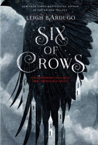 BOOK REVIEW: Six of Crows (Six of Crows #1) by Leigh Bardugo