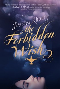 BOOK REVIEW – The Forbidden Wish by Jessica Khoury