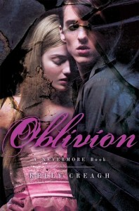 BOOK REVIEW: Oblivion (Nevermore #3) by Kelly Creagh