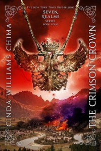 BOOK REVIEW: The Crimson Crown (Seven Realms #4) by Cinda Williams Chima
