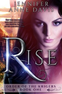rise jennifer anne davis order of the krigers