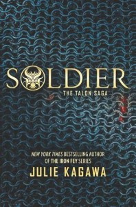 soldier the talon saga julie kagawa