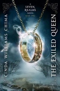 BOOK REVIEW: The Exiled Queen (Seven Realms #2) by Cinda Williams Chima