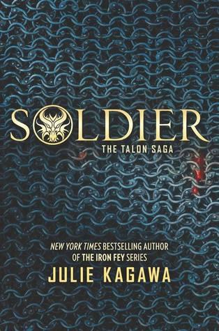 soldier julie kagawa