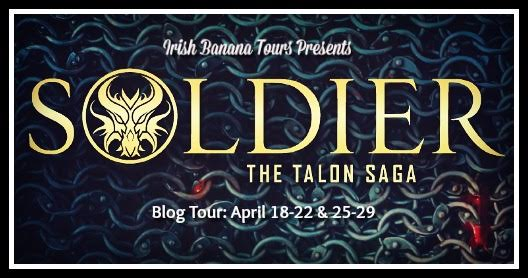 BOOK REVIEW+GIVEAWAY: Soldier (Talon #3) by Julie Kagawa