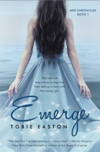 BOOK REVIEW –  Emerge (Mer Chronicles #1) by Tobie Easton