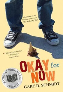 BOOK REVIEW – Okay for Now by Gary D. Schmidt