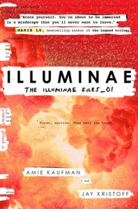 BOOK REVIEW: Illuminae (The Illuminae Files #1) by Amie Kaufman & Jay Kristoff