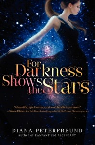 BOOK REVIEW: For Darkness Shows the Stars (For Darkness Shows the Stars #1) by Diana Peterfreund