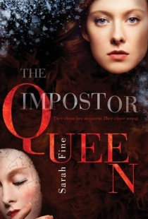 BOOK REVIEW – The Impostor Queen (The Impostor Queen #1) by Sarah Fine