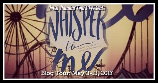 SPOTLIGHT+GIVEAWAY: Whisper to Me by Nick Lake