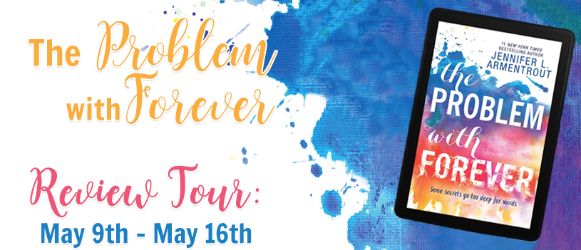 REVIEW + GIVEAWAY - The Problem With Forever by Jennifer L. Armentrout