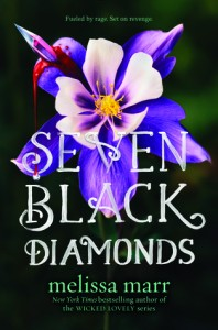 seven black diamonds cover