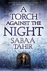 a torch against the night sabaa tahir