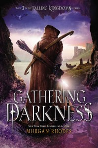 BLOG TOUR + BOOK REVIEW: Gathering Darkness (Falling Kingdoms #3) by Morgan Rhodes