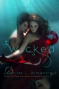 BOOK REVIEW:  Wicked (A Wicked Trilogy #1) by Jennifer L. Armentrout