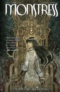 BOOK REVIEW – Monstress, Vol. 1 : Awakening  (Monstress (Collected Editions) #1) by  Marjorie M. Liu, Sana Takeda