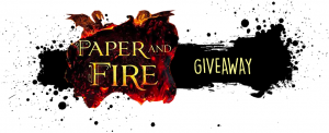 paper and fire giveaway