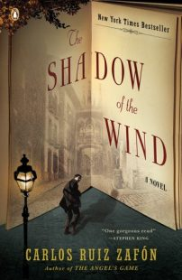 BOOK REVIEW – The Shadow of the Wind (The Cemetery of Forgotten Books, #1) by Carlos Ruiz Zafón