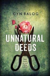 BOOK REVIEW – Unnatural Deeds by Cyn Balog