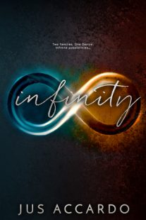 BOOK REVIEW –  Infinity (The Infinity Division #1) by Jus Accardo