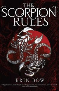 BOOK REVIEW – The Scorpion Rules (Prisoners of Peace #1) by Erin Bow