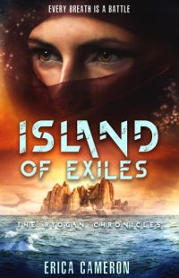 BOOK REVIEW – Island of Exiles (The Ryogan Chronicles #1) by Erica Cameron