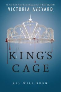 King's Cage (Red Queen #3) by Victoria Aveyard