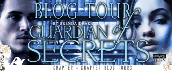 REVIEW + GIVEAWAY - Guardian of Secrets (Library Jumpers #2) by Brenda Drake