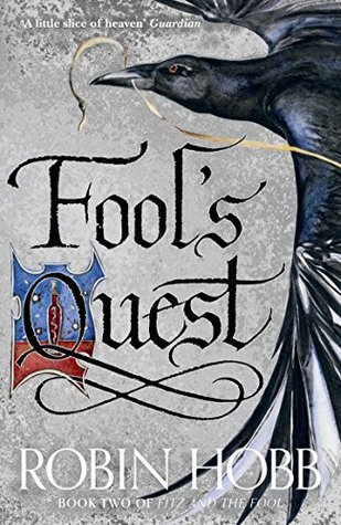 fool's quest robin hobb