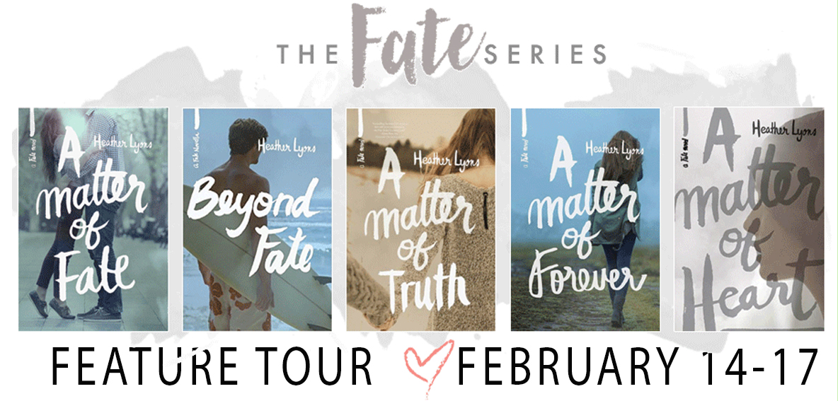 BOOK REVIEW -  A Matter of Fate (Fate #1) by Heather Lyons