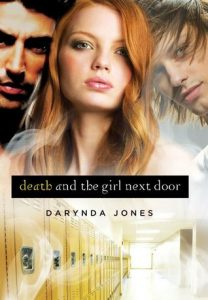 death and the girl next door darynda jones