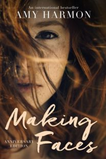 BOOK REVIEW – Making Faces by Amy Harmon
