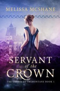 BOOK REVIEW: Servant of the Crown by Melissa McShane