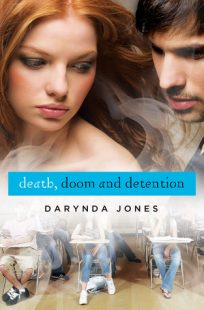 BOOK REVIEW –  Death, Doom and Detention (Darklight #2) by Darynda Jones