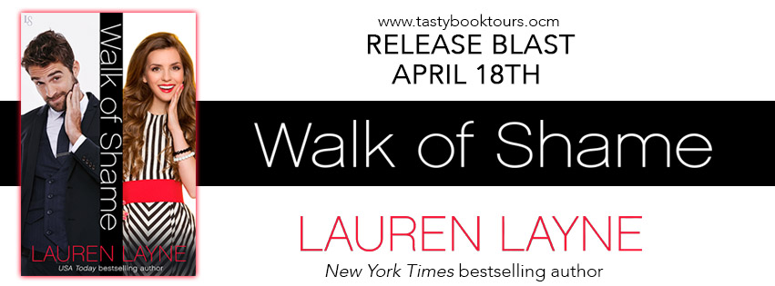 REVIEW + GIVEAWAY - Walk of Shame by Lauren Layne