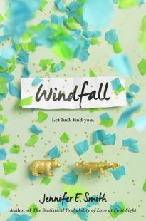 BOOK REVIEW: Windfall by Jennifer E Smith