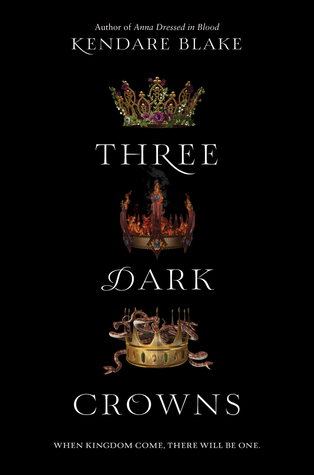 Three Dark Crowns by