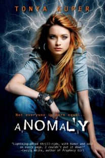 BOOK REVIEW – Anomaly (Schrodinger's Consortium #1) by Tonya Kuper