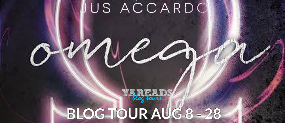 BOOK REVIEW + GIVEAWAY + INTERVIEW – Omega (The Infinity Division #2) by Jus Accardo