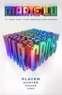 BOOK REVIEW: Warcross by Marie Lu (Warcross #1)